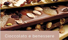 Cioccolato e benessere