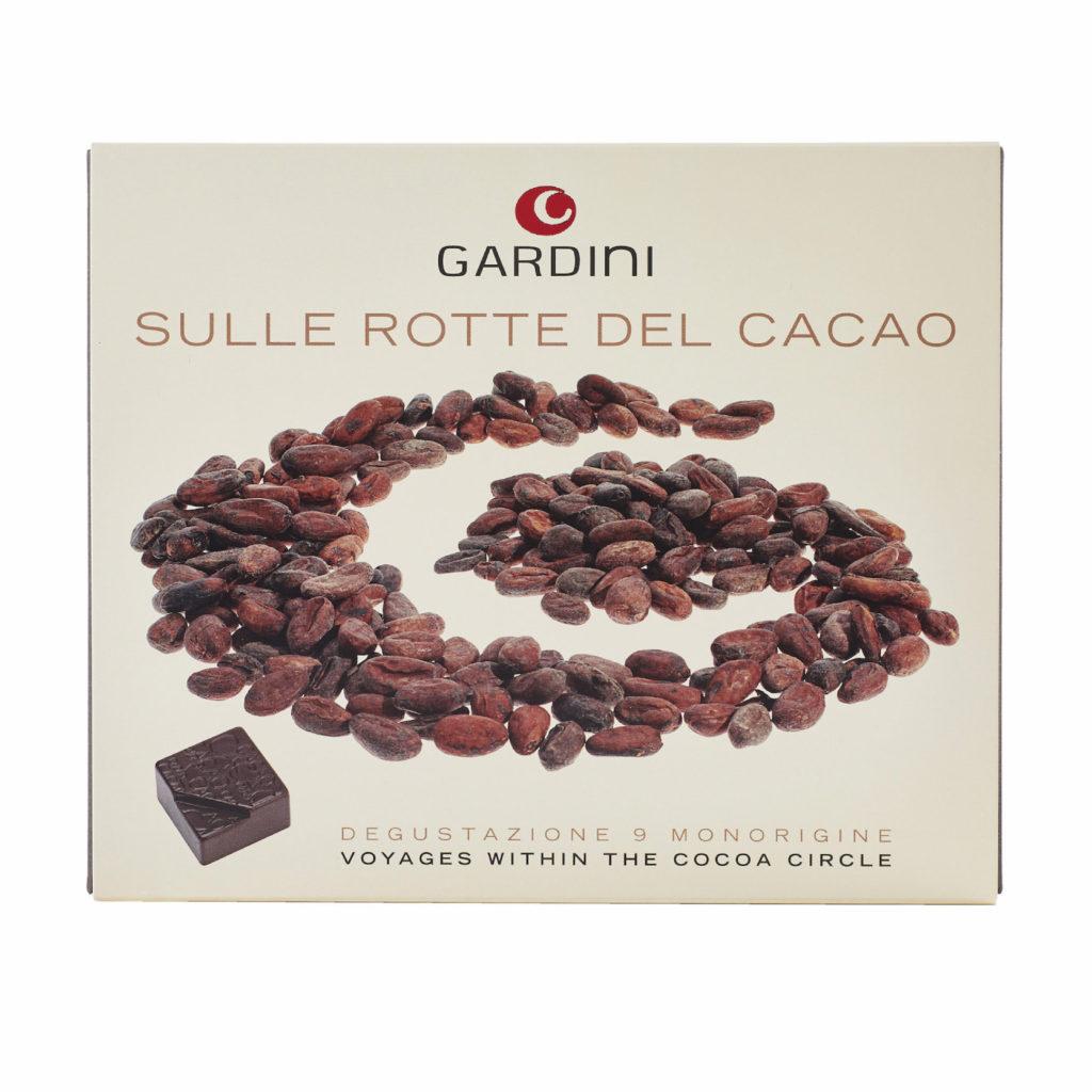 Quot Sulle Rotte Del Cacao Quot 9 Cioccolati Monorigine Gardini